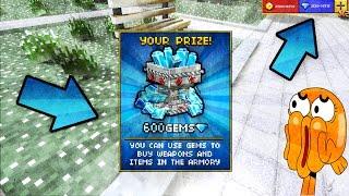 getlinkyoutube.com-Pixel Gun 3D - How To Get Unlimited GEMS IOS/ANDROID *WORKING 100%* No Hacks