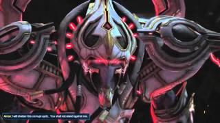 getlinkyoutube.com-Starcraft 2 : Legacy of the void  Cut scene :   zeratul Dead scence