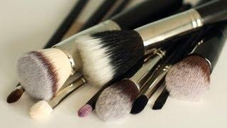 getlinkyoutube.com-Tanie i dobre pędzle do makijażu