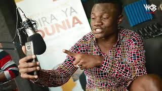 Mbosso Azungumzia Historia yake ya Muziki ndani ya  RFA BONANZA (Part 1)