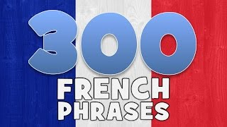getlinkyoutube.com-Learn 300 French phrases for this summer