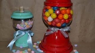 getlinkyoutube.com-Dulcero   Maquina de dulces   Gumball Machine