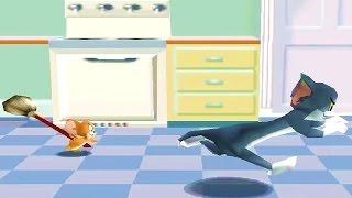 getlinkyoutube.com-Tom and Jerry in House Trap - Cartoon Games Kids TV