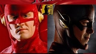 getlinkyoutube.com-The Flash 1990 vs The Flash 2014 Mashup (AMASF)