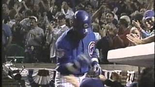getlinkyoutube.com-Sammy Sosa HRs in Games 1 & 2 of 2003 NLCS