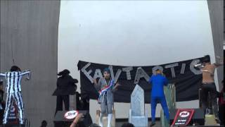 getlinkyoutube.com-Big Bang Girls - Big Bang Fantastic COVER (KPOP FESTIVAL BOLIVIA 2014)