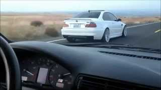 getlinkyoutube.com-Audi s4 vs Bmw m3