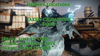 getlinkyoutube.com-Destiny - Taken War Earth Locations (Irxori, Stirok, Darnu)