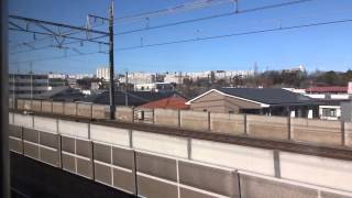 getlinkyoutube.com-小田急1000形リニューアル 多摩線走行
