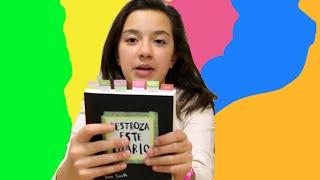 "getlinkyoutube.com-Os enseño el libro ""Destroza este diario"""