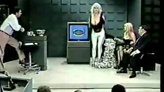 getlinkyoutube.com-Morton Downey Jr  vs Stripper for God!!