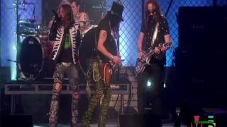 getlinkyoutube.com-GODS OF THUNDER - ACE, SLASH, ZOMBIE, TOMMY LEE