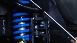 "getlinkyoutube.com-Ultimate Suspension 4"" Smart Fitting Guide- Toyota Hilux 150 Series"
