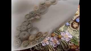 getlinkyoutube.com-I lav irish crochet Мое любимое кружево