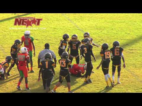 2012 State Championship - Pompano Chiefs 125s vs Miami Gardens Bulldogs 125s