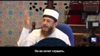 Шейх Имран объясняет непонимающим ситуацию на Украине очень доходчиво