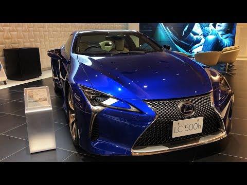Автосалон Lexus в Японии. Камеры заменят зеркала заднего вида!