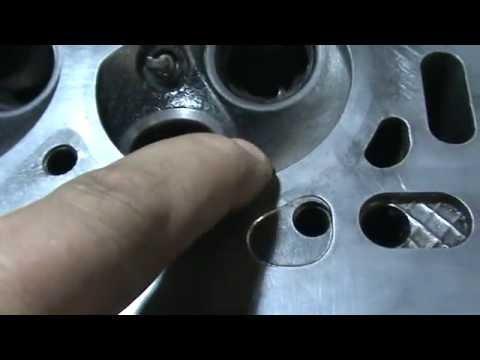 Ситроен С3-готовим головку блока цилиндров