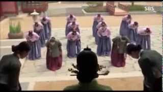 จางอ๊กจองรับตำแหน่งพระสนมจางฮีบิน(สนมอันดับ1ในพระเจ้าซุกจง)