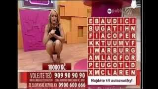 getlinkyoutube.com-Beautiful blond girl TV upskirt.flv
