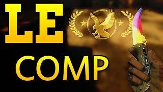 getlinkyoutube.com-Legendary Eagle Competitive Game with A LOT of communication (CSGO MM)