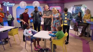 "getlinkyoutube.com-K.C. Undercover - Pentatonix Perform ""Problem"" - Official Disney Channel UK HD"