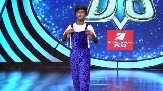 D3 D 4 Dance I Prajwal - Soni De Nakhre Sone lagde I Mazhavil Manorama