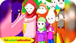 getlinkyoutube.com-Cerita Anak Islam | Selamat Datang Ramadhan Bag 1 | Kastari Animation Official