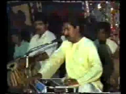 ustad shafi FaqIr --Raga Raageshwari Aalap and khiyal in Teental