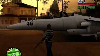 getlinkyoutube.com-Gta San Andreas Area 51'e Girmek Part 2 [My Gta Box]