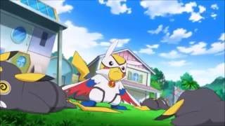 getlinkyoutube.com-Pokemon XY  Película Pikachu AMV