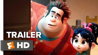 Ralph Breaks the Internet: Wreck-It Ralph 2 Teaser Trailer #1 (2018)   Movieclips Trailers