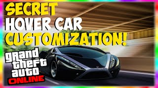 "getlinkyoutube.com-GTA 5 Secret Cars: Secret ""Hover Car"" Customization Trick! ""GTA 5 Secret HOVER CAR Trick Online"""