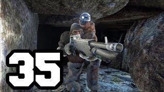 getlinkyoutube.com-LAS CUEVAS MISTERIOSAS | ARK: Survival Evolved #35 Mods | Temporada 3