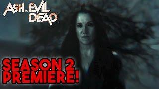 "getlinkyoutube.com-Ash vs Evil Dead 2x01 ""Home"" – BREAKDOWN & ANALYSIS (Season 2 Episode 1) (201)"