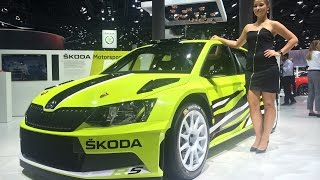 getlinkyoutube.com-Skoda Superb Combi Sport Line, GreenLine & Co. Highlights IAA 2015