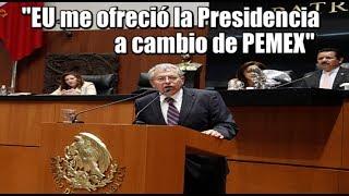 """getlinkyoutube.com-""""EU me ofreció la Presidencia a cambio de PEMEX"""": Camacho"""