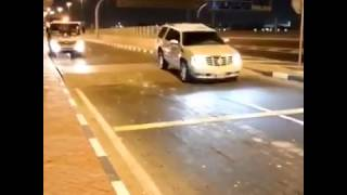 getlinkyoutube.com-مطب واحد أعدم سيارات الرياض
