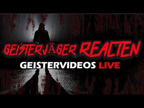Echte Geisterjäger REACTEN auf Geistervideos
