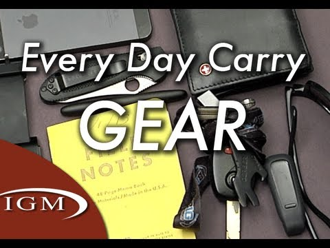 Every Day Carry Gear/Gadgets