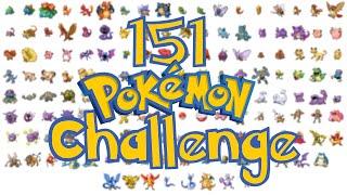 getlinkyoutube.com-151 POKEMON CHALLENGE ! TAG POKEMON !