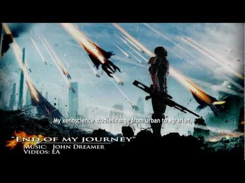"Mass Effect 3 EPIC MUSIC ""End of my Journey"" (Mordin's Song) by John Dreamer"