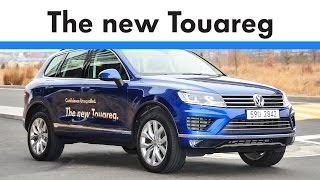 getlinkyoutube.com-뉴 폭스바겐 투아렉 시승기(Volkswagen 2015 Touareg Test Drive)...가장 무르익은 투아렉