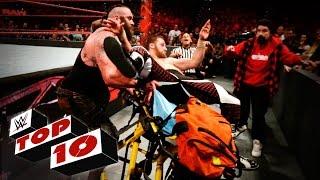 Top 10 Raw moments: WWE Top 10, Jan. 2, 2017