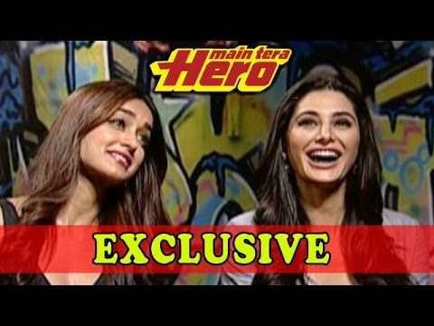 Main Tera Hero | Nargis Fakhri & Ileana D'Cruz EXCLUSIVE Interview