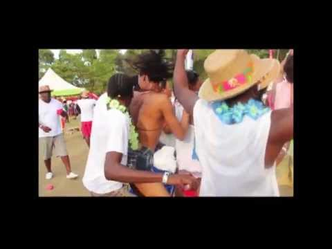 Beach Jouvert April 19 x 2014 by PG STUDIOS JAMAICA