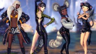 getlinkyoutube.com-【Blade & Soul】 Aetheria's Female Jin and Lyn Profiles