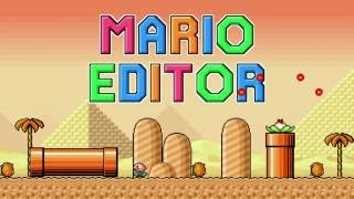 getlinkyoutube.com-Mario Editor (ME) [Showcase]
