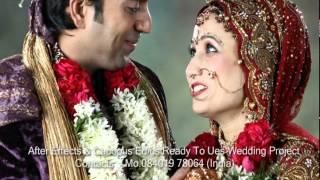 getlinkyoutube.com-After Effects Wedding Title Song PAL PAL DIL KE PAAS