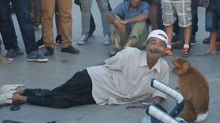 getlinkyoutube.com-Fokaha Maroc 2015 | 7al9a lmot dahk فكاهة مغربية
